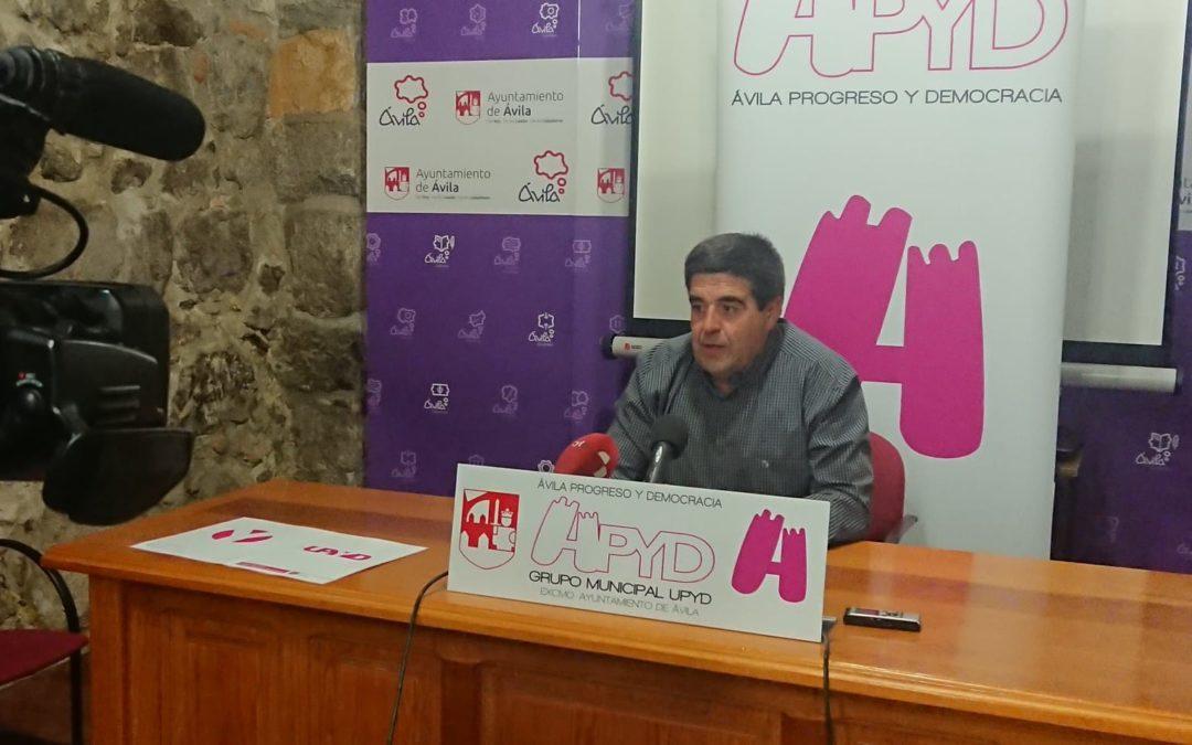 APYD lamenta el abandono del Reto tecnológico 2017 por parte del Partido Popular
