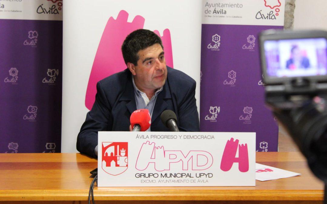 Javier Cerrajero denuncia el ninguneo del PP al Consejo de Festejos