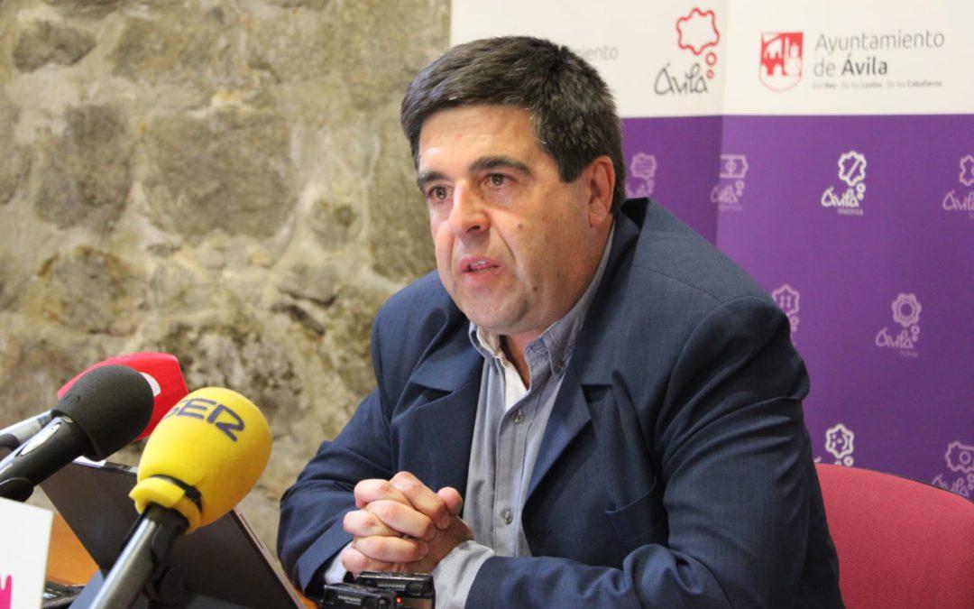 Javier Cerrajero lamenta el escaso compromiso del PP con el dinero de los abulenses