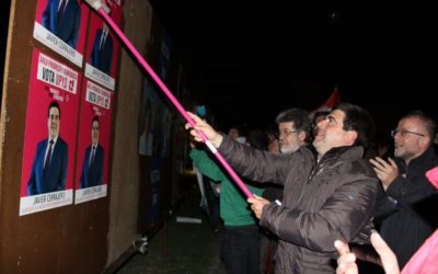 Ávila, Progreso y Democracia UPYD afronta con optimismo la campaña electoral